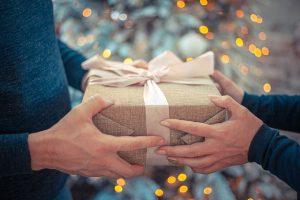 cadeau soie